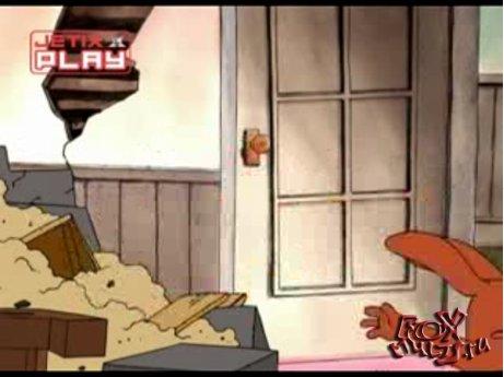 Мультфильм - Секретные материалы псов-шпионов: 2-2-2 Пёс-автомат
