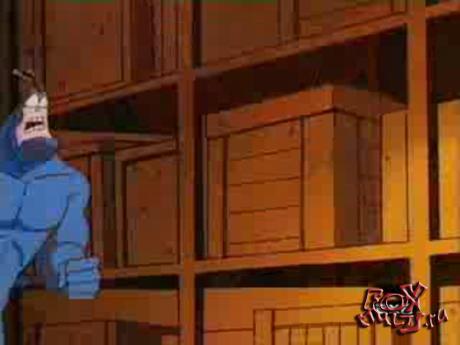 Мультфильм - Тик Герой: 2-9 Зло,не желаете ли присесть?
