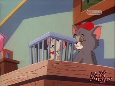 Том и Джерри: 39 - Двойные неприятности Тома. Большому кораблю большое плавание. Я здесь проездом