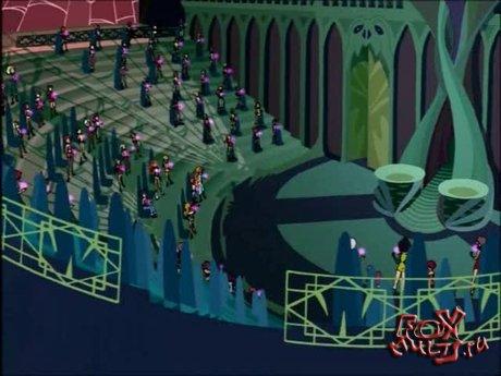 Мультик - Клуб Винкс: 2-17 Сближение с ведьмами