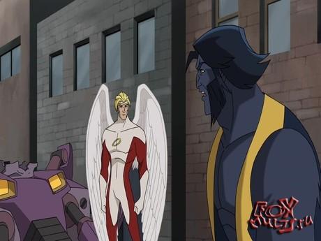 Росомаха и Люди Икс: 1-2 Взгляд в прошлое часть2