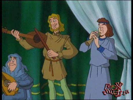 Волшебные мифы и легенды: 11 - Смелый рыцарь из Камелота