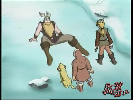 Волшебные мифы и легенды: 8 - Могучий молот Тора