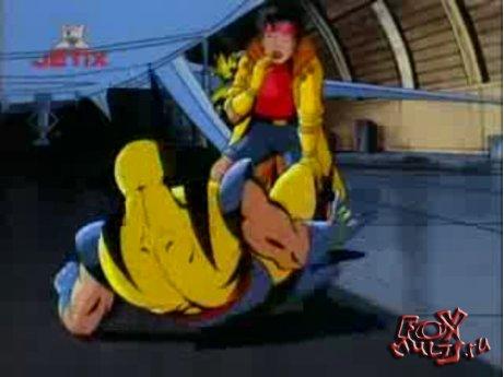 Мультфильм - Люди Икс: 1-12 Темные дни будущего часть2