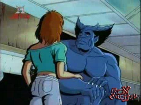 Мультфильм - Люди Икс: 2-1 Пока смерть не разлучит нас часть1