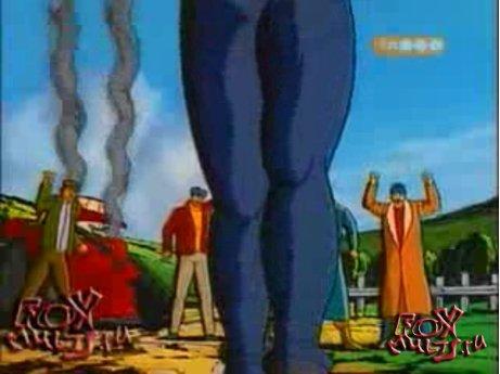 Мультфильм - Люди Икс: 2-4 Красный рассвет
