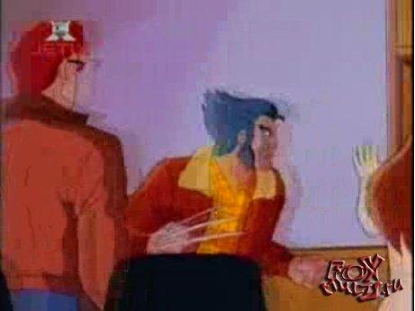 Мультфильм - Люди Икс: 1-3 На сцену выходит Магнит