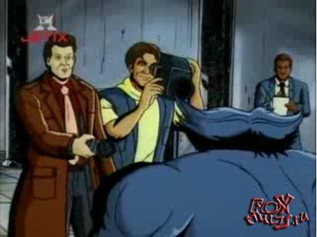 Мультфильм - Люди Икс: 2-8 Бегство во времени часть2