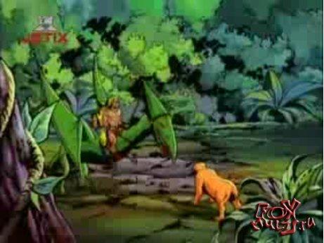 Мультфильм - Люди Икс: 2-13 Соединение часть2