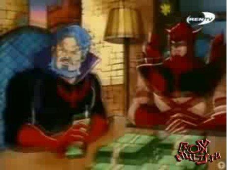Мультфильм - Люди Икс: 3-5 Сага о Фениксе часть3:Крик Феникса