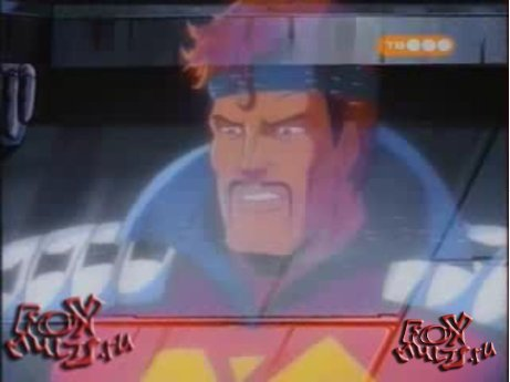 Мультфильм - Люди Икс: 3-6 Сага о Фениксе часть4:Звездные рейдеры