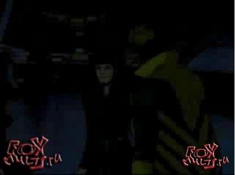 Мультфильм - Люди Икс: 3-7 Сага о Фениксе часть5:Дитя огня