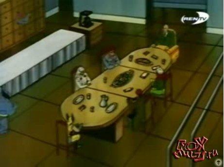 Мультфильм - Люди Икс: 3-13 Темный Феникс часть3:Изгнание беса