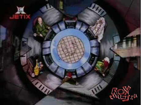 Мультфильм - Люди Икс: 1-5 Узники
