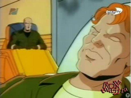 Мультфильм - Люди Икс: 3-17 Возвращение Джагернаута