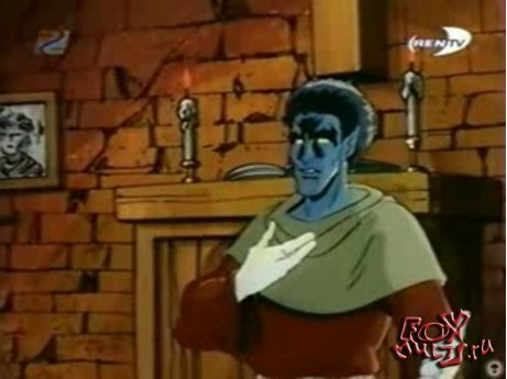 Мультфильм - Люди Икс: 3-18 Ночной демон