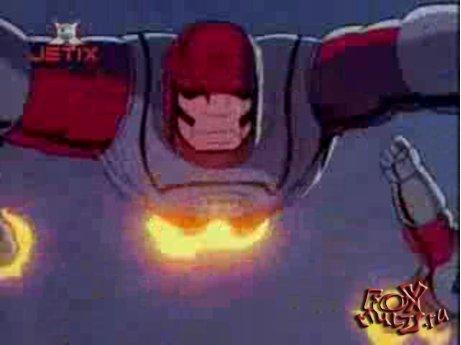 Мультфильм - Люди Икс: 4-1 Мужество