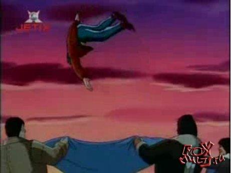 Мультфильм - Люди Икс: 1-6 Ледяная месть