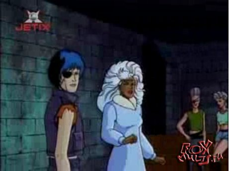 Мультфильм - Люди Икс: 4-12 Рождество с морлоками