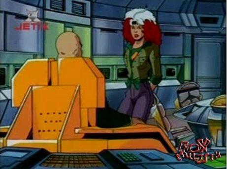 Мультфильм - Люди Икс: 4-14 Несчастная любовь