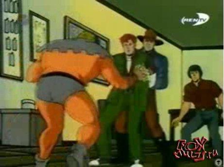 Мультфильм - Люди Икс: 4-15 Тайное становится явным