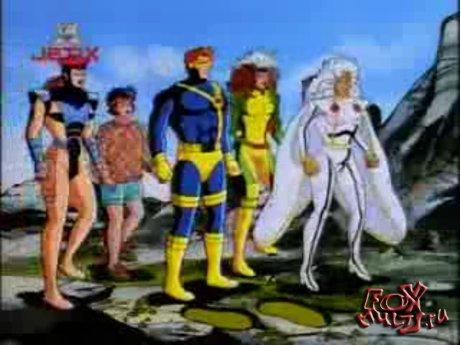 Мультфильм - Люди Икс: 1-8 Несокрушимый Джагернаут