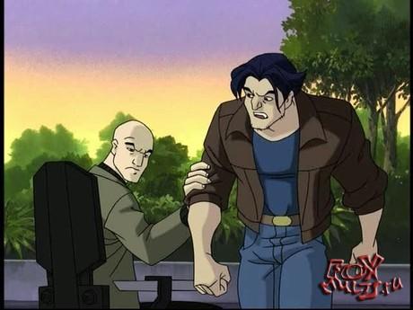 Мультик - Люди Икс: Эволюция: 1-11 Мрачное напоминание