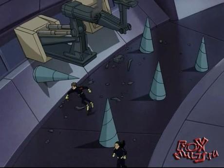 Мультик - Люди Икс: Эволюция: 2-9 Ночные вылазки